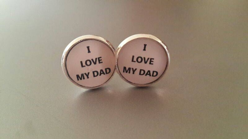 cuff002-cufflinks-round-&ndash-silver-customised-with-own-message--photo
