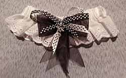 black-garter